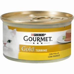 GGOLD TERRINE FRANGO DO CAMPO 85 GR