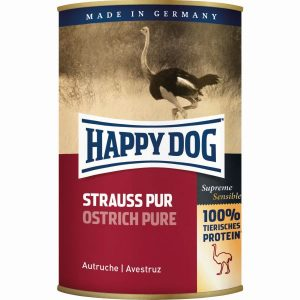 HAPPY DOG H 100% AVESTRUZ