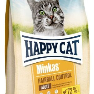 HAPPY CAT M MINKAS HAIRBALL CONTROL