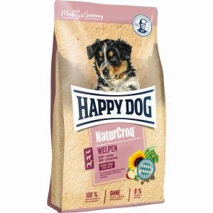 HAPPY DOG P NATURCROQ WELPEN (Júnior)