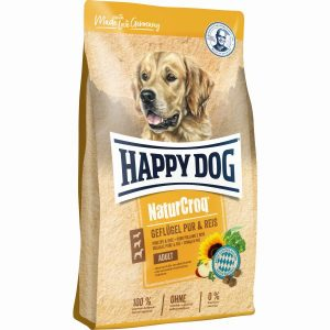 HAPPY DOG P NATURCROQ FRANGO&ARROZ